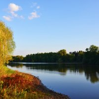 Два берега... :: Татьяна
