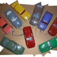 """Машинки из """"серых коробочек """" :: Геннадий Храмцов"""