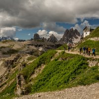 The Alps 2014-Italy-Dolomites 11 :: Arturs Ancans