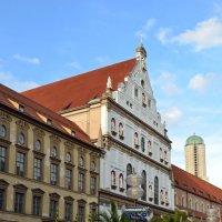 Прогулки по Мюнхену :: Ольга