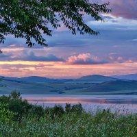 Вечер над Енисеем :: Serz Stepanov