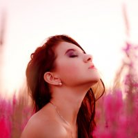 В цветах... :: Кристина Бессонова