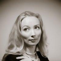 Фотопроект  - Вы самая прекрасная девушка в СССР :: Анна Прыжкина