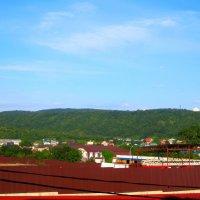 Вид на посёлок :: Милагрос Экспосито