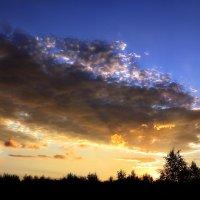 Закатная гроза...2. :: Андрей Войцехов