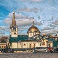 Вознесенский кафедральный собор :: Елена Черненко
