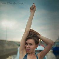 В яхт клубе :: Сергей Щербаков