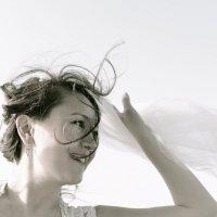ветер :: Nataliia Zhaglova