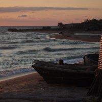 Лодки на закате. :: Владимир. Ермаков