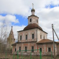 Владимирская церковь. 1764 г. Вологда :: Марина Назарова