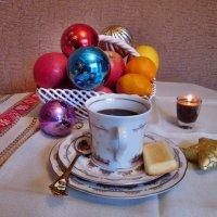 Кофе при свече... :: Тамара (st.tamara)