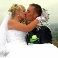 И только на свадьбе пусть будет вам «Горько»! :: Валентина ツ ღ✿ღ