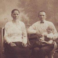 Семья. 1924 г. :: Нина Корешкова