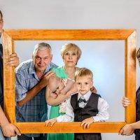 Семейный фотосет :: Ринат Валиев
