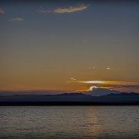 Озеро Кенон :: Надежда Снедкова