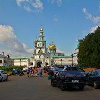 Воскресенский Новоиерусалимский мужской монастырь :: Дмитрий Анцыферов