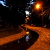 Уплываем в ночь... :: Ирина Сивовол