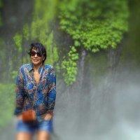 брызги водопада :: Александр