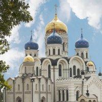 Николо-Угрешский монастырь :: Борис Гольдберг
