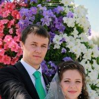 Андреас и Полина. :: Анастасия Тетерская