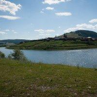 деревенька :: Марат Шарипов
