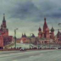 Москва, Кремль :: Алексей Соминский