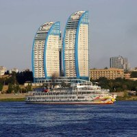 Волжские паруса :: Alexander Varykhanov