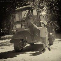 чудо на колесах :: Дмитрий Барабанщиков