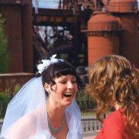 Свадьба у доменной печи это круто !!! :: Андрей Горбунов