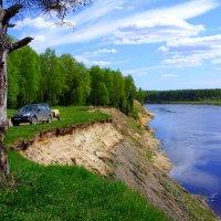 на берегу Ваги :: vg154