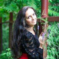 Очаровательная девушка :: Анна Лебедева