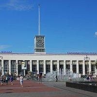 Финляндский вокзал. :: Александр Лейкум
