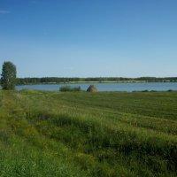 Озеро :: Анна Наумова