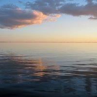 Белое море, потому что БЕЛОЕ :: Марина Бушуева