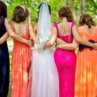 Невеста и подружки :: Валерий Славников
