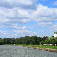 Пейзаж :: Алексей Мартынов