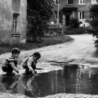 Детство без интернета :: Ольга Синегубова