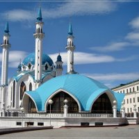 Мечеть Кул-Шариф :: muh5257