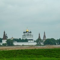 Иосифо-Волоцкий монастырь :: Алена Сизова