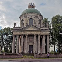 The Church from the Past :: Roman Ilnytskyi