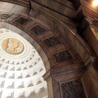 Рим. Ватикан. Фрагмент интерьера. :: Люда Валяшки