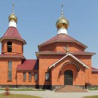 Церковь Рождества Иоанна Предтечи :: Александр Качалин