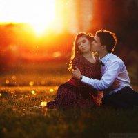 Закатная любовь :: Анастасия Шумилова