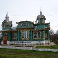 Дом Шорина И. А. :: Наталья Гусева
