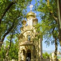 Кабардинка,Старый Парк :: Олег Мартоник