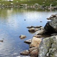 Горное озеро :: Анастасия Махова