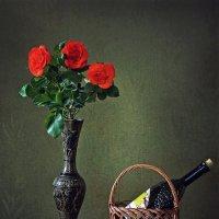 Розы и вино :: Ирина Приходько