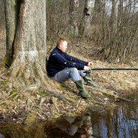 Весенняя рыбалка :: Наталья