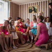 Свадьба в розовом (10 лет) 1 :: Михаил Тарасов