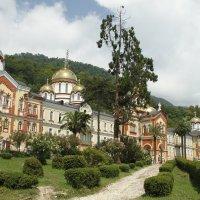Ново-Афонский монастырь :: esadesign Егерев